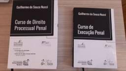 Livros de Processo Penal novos