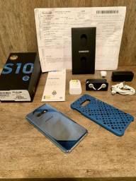 Galaxy S10e 128/6GB Completo na Caixa Garantia/NF - ACEITO TROCAS