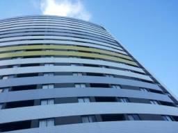 Apartamento Pronto em Ponta Negra - 1 Suíte - 22m² - Quality