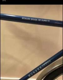 Bicicleta Mornark Brasil de Ouro 73