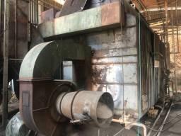 Caldeira biocham piso zero 6000kg 12 pressão