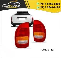 Lanterna Traseira Corsa Pickup 94