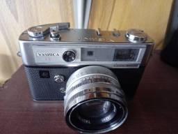 Câmera antiga Yashica