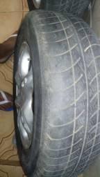 Vende rodas com pneus 14