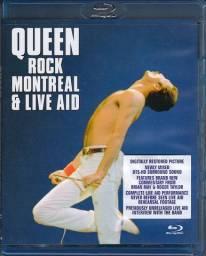 Blu ray Queen - Rock Montreal