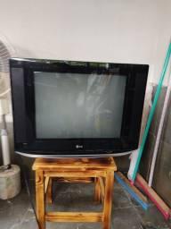 "Tv LG 21"" Tubo nova"