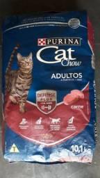 Ração pra gato Cat Chow melhor preço