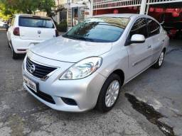 NISSAN VERSA 2013/2014 1.6 16V FLEX SV 4P MANUAL