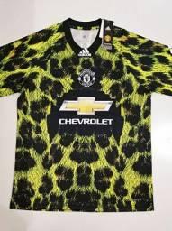 Camisa Manchester United EA Sports Adidas 18/19 - Tamanhos: M, G