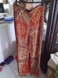 Zara calça pantalona 38