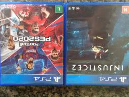Jogos PS4 Troco