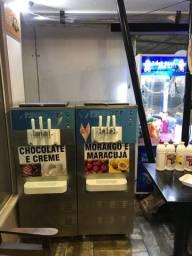 Vendo máquina sorvete tecsoft nao e italianinha