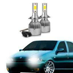 Usado, Kit Ultra Led Full Fiat Siena 6000k 12/24v Efeito Xenon comprar usado  Maringa