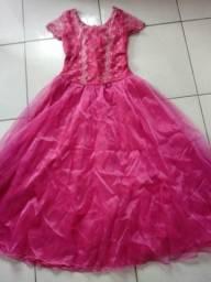 Vestido de 15 anos, valor 100 reais