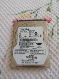 HD notebook 640gb