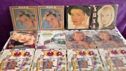Xuxa Lp vinil, disco e capa originais, diversos, em bom estado
