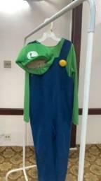 Fantasia infantil Luigi