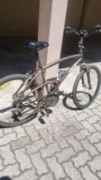 Bicicleta Caloi 500, câmbio Shimano