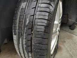 Caixa de som 2 modulo taranps 2.000 ou rodas com pneu e de ferro de troca 2.000