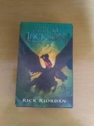 Box - Percy Jackson