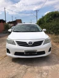 Carro de Patrão - Corolla GLi Automático 2013 Flex - Estudo Proposta