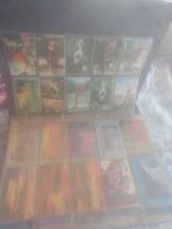 Cartões telefônico Coleção Completa .