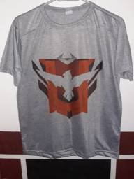 Camisa Free Fire Mestre