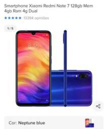 Xiaomi note 7usado
