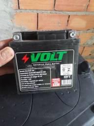 Bateria moto a pedal