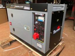 Gerador de Energia Carenado 7,5 kva Diesel ? Novo
