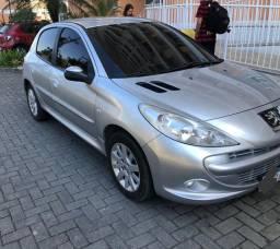 Peugeot 207 1.6 automático top de linha 2012
