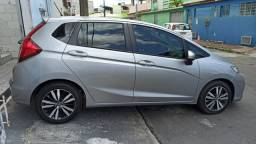 Honda Fit EXL Automático 2020 com menos de 5.000km rodado!!! Oportunidade unica