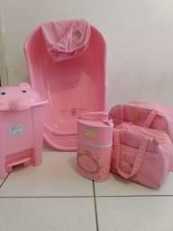 Kit banho e maternidade