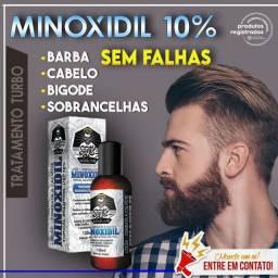 MINOXIDIL SANTO BARBUDO 10%