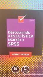 Livro descobrindo a estatísticas usando o SPSS