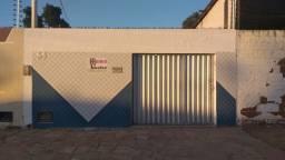 Aluga-se Casa 02 quartos, Próximo a Cantina Azul, Mossoró-RN