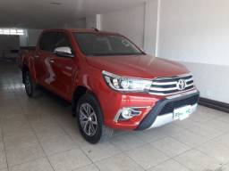 Hilux 18 srx top 40.000km so-df