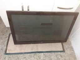 Carcaça da TV LG de plasma 42 polegadas