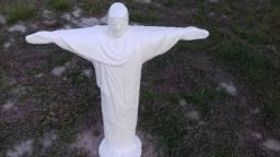 Estátua de Cimento de Jardim Cristo Redentor de R$ 150,00 por R$ 100,00