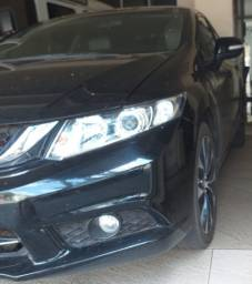 Honda/Civic LXR, 2016_ 58 mil
