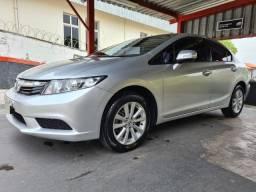 Honda Civic LXL - 2012 - Em estado de conservação diferenciado