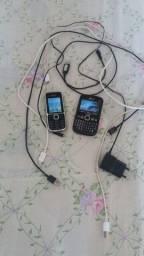 Desapegando de um lote de cabos e celulares