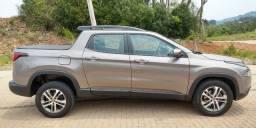 Fiat Toro 4X4 diesel cabine dupla Freedon 2019 . Automática. Único dono