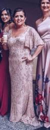 Vestido de festa Ateliê das Duas
