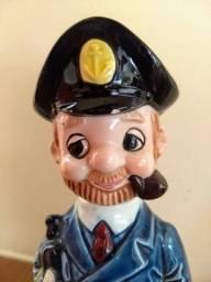 Boneco marinheiro de louça