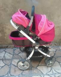 Carrinho de bebê luxuoso, infantil Lifestyle