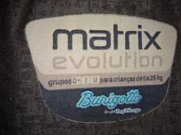 Cadeirinha Burigotto (Matrix evolution até 25 kg)