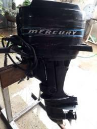 Motor polpa mercury 20 antigo