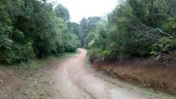 Vende-se 17,5 hectares de terra na estrada da barra