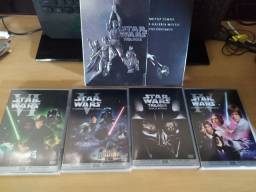 Star Wars trilogia + DVD  despertar da força